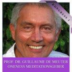 Prof. Dr. Guillaume de Meuter
